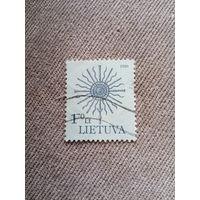 Литва 2000. Знак