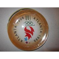 Тарелка МФФЗ . Олимпиада . 1996 . Атланта