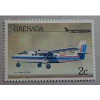 Гренада.самолет