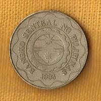 Филиппины 5 писо /песо/ 1998