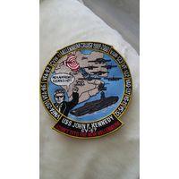 Нашивка шеврон США ВМФ оригинал