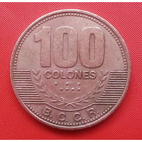 66-03 Коста-Рика, 100 колон 2007 г.