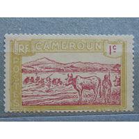 Французский Камерун 1925 г.