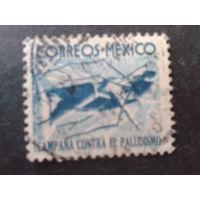 Мексика 1939 борьба с малярией