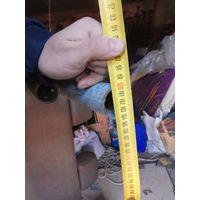 Труба оцинкованная ф 42 мм наружний внутренний 38 мм длина 4 и 3,88 м. по 1 шт