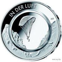 10 евро 2019 Германия G в воздухе BU из ролла