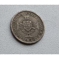 Ангола 2.5 эскудо, 1953 4-11-19