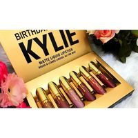 Набор помад Kylie Birthday Edition 6 in 1
