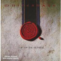 Whitesnake - Slip Of The Tongue (1989, Audio CD)