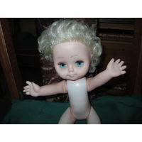 Кукла СССР,высота 34 см
