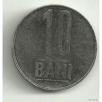 Румыния 10 бани (bani) 2009