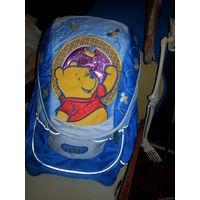 Рюкзак  ортопедический ,школьный.(если вы хотите что бы у вашего ребенка сохранилась правильная осанка,покупайте правильные рюкзаки)