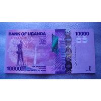 Уганда 10000 шилингов 2010г. распродажа