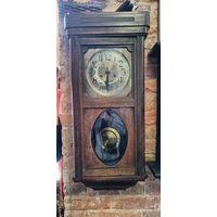 Часы настенные, начало 20 века