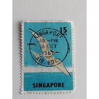 Сингапур 1962. Флора и фауна