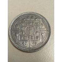 Непал 1 рупия 1977