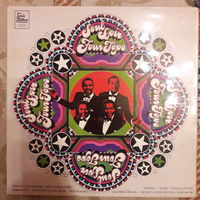 THE FOUR TOPS - 1969 - SOUL SPIN, (UK), LP