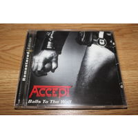 Accept - Balls To The Wall - CD