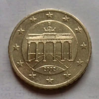 50 евроцентов, Германия 2002 A