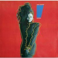 JaneGermanyon /Control/1986, AM, LP-Nm, Germany, big POSTER