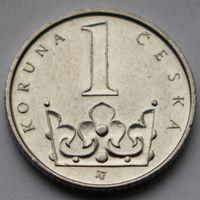 Чехия, 1 крона 2006 г.