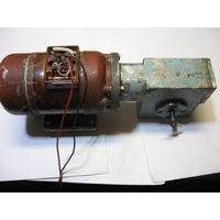 Мотор-редуктор (червячный) 1:58 на базе эл/двигателя пост.тока ПЛ-062