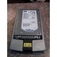 Серверный жесткий диск HP BF0368B269 ST373455LC#36 36.4 GB SCSI SCA 15K RPM Hard Drives (412751-013). Новый