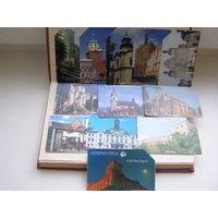 Телефонные карточки Польша Архитектура города