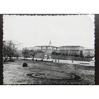 Фото Минска, начала 50-го года. 11,5х9 см