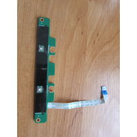 TOSHIBA L750 L750D L755 L755D Плата с кнопками тачпада DA0BL6TR6H0