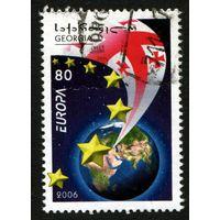 Грузия 2006. Европа