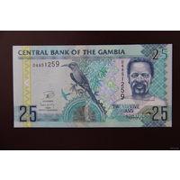 Гамбия 25 даласи 2013 UNC