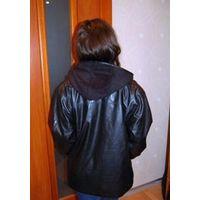 Куртка экокожа из Германии крутая