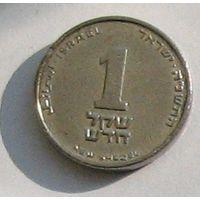 Израиль, 1 новый шекель 1995
