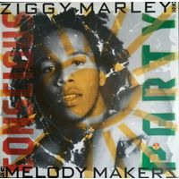 Z. Marley/Conscious Party/1988, Virgin, Germany, LP, NM