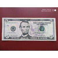 5 долларов США 2006 года, Атланта