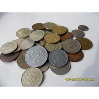 40 монет - лот 15 /цена снижена/