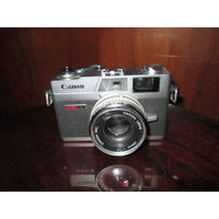 Фотоаппарат Canon Canonet GIII QL17