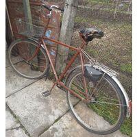 Велосипед МВЗ МД-1
