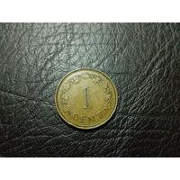 1 цент 1972