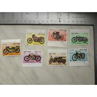 Марки Вьетнам мотоциклы набор