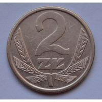 Польша 2 злотых, 1980 г.