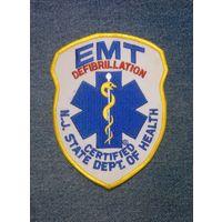 Шеврон EMT New Jersey, США