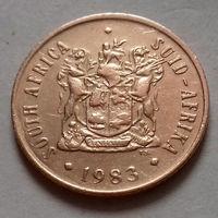 2 цента, ЮАР 1983 г.