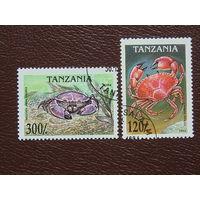 Танзания 1994г. Фауна