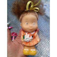 Кукла резиновая ГДР