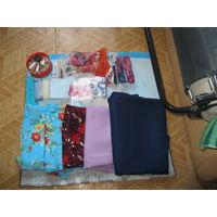 Ткани и материалы для рукоделия