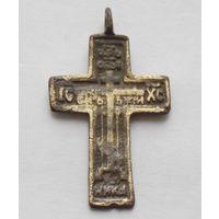 Нечастый крестик