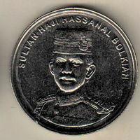 Бруней 50 сен 2010