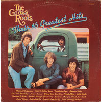 The Grass Roots, Their 16 Greatest Hits, LP 1972